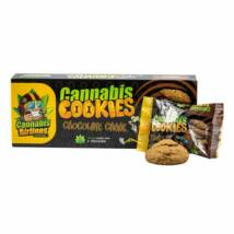 CANNABIS AIRLINES Keksz 6x20g CHOCOLATE