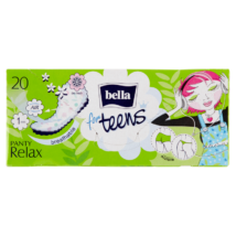 BELLA For Teens Tisztasági betét 20db-os ULTRA RELAX RZ20-032
