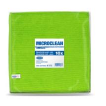 BONUS MicroClean kendő 32x32cm ZÖLD 10DB-OS ( B333)