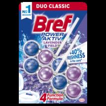 Bref Power Aktiv 2x50g LAVENDER FIELD