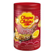 CHUPA CHUPS Fresh Cola Colamix 150x12g