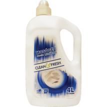 CLEAN & FRESH Mosógél Fehér Ruhákhoz 4L