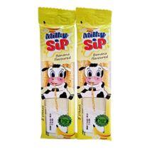 CORNEXI Milky Sip banános szívószál 5db
