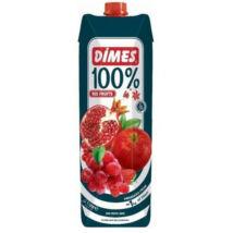 DIMES Prémium 100%-os gyümölcslé 1l RED FRUITS