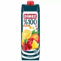 DIMES Prémium 100%-os gyümölcslé 1l SÁRGA FRUITMIX