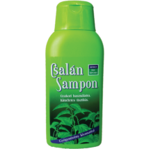 FLOREN sampon 500ml CSALÁN RETRO