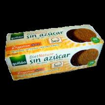 GULLON DIGESTIVA Cukormentes korpás csokoládés keksz 270g