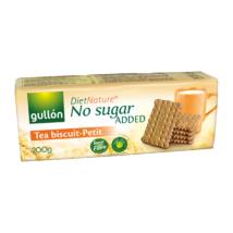 GULLON TOSTADA Teakeksz cukor hozzáadása nélkül 200g