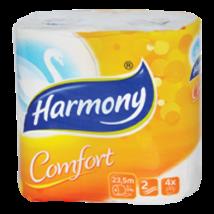 HARMONY Comfort Toalettpapír 4 tekercses 2.RÉTEGÜ