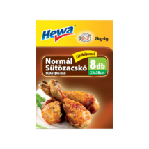 HEWA Sütőzacskó NORMÁL 8db - 25x38cm