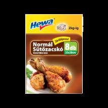 HEWA Sütőzacskó NORMÁL 8db/25x38cm