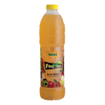 MÁRKA Fruitica Szénsavmentes üdítő 1,5l ALMA-KÖRTE