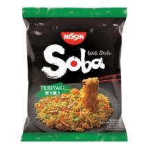 NISSIN SOBA Sült tészta 110g TERIYAKI