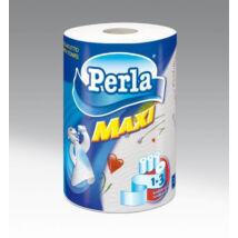 PERLA Papírtörlő 2tek.2rétegű 126lap Maxi dekor mintás