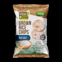 RICE UP Chips Tengeri sós ízű 60g