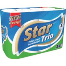 STAR TRIO WC PAPÍR 24TEK 3 RÉTEGŰ