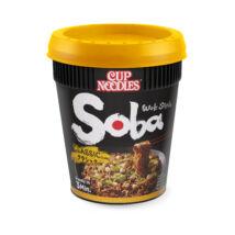 NISSIN SOBA CUP Sült tészta 90g CLASSIC