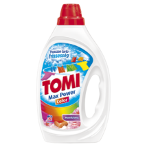 TOMI Mosógél 1 liter ALMOND MILK