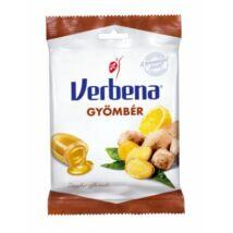 VERBENA Töltött cukorka 60g GYÖMBÉR