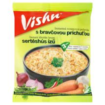 VISHU Instant leves 60g - SERTÉSHÚS ízű