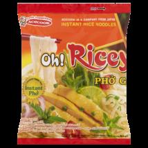 VISHU Oh!Ricey Instant leves CSIRKE ízű