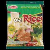 VISHU Oh!Ricey Instant leves MARHA ízű