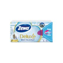 ZEWA Papírzsebkendő 3rétegű 90db Limited WINTER