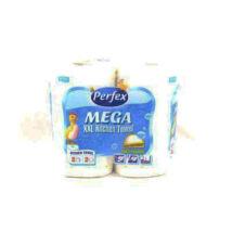 PERFEX MEGA Papírtörlő 2 tekercses 2 rétegű