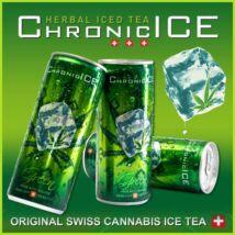 SWISS CANNABIS Ice tea 250ml CHRONIC