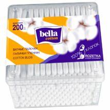 BELLA Cotton Fültisztító pálca 200db-os dobozos P200-115
