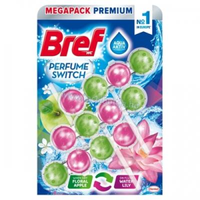 BREF Perfume Switch 3x50g FLORAL APPLE-WATER LILY