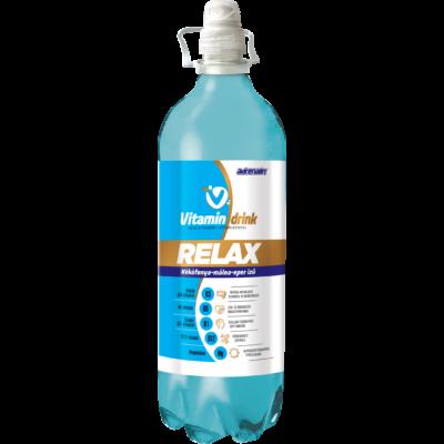 ADRENALIN Vitamin Drink 1l Pet RELAX kékáfonya-eper-málna