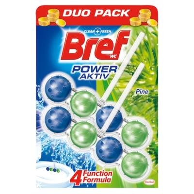 Bref Power Aktiv 2x50g PINE FOREST