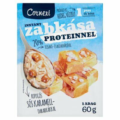CORNEXI Protein Zabkása SÓS KARAMELLA 60g