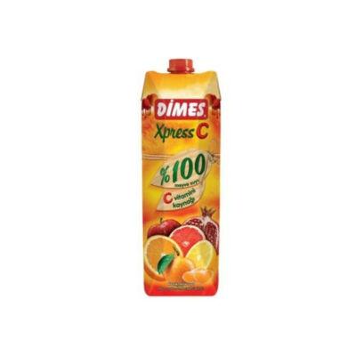 DIMES Prémium 100%-os gyümölcslé 1l X-PRES C