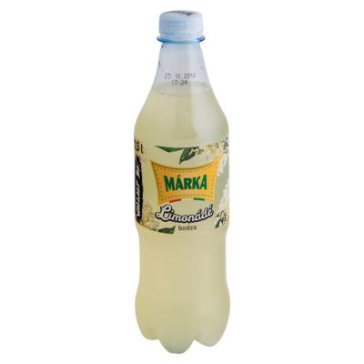 MÁRKA ŰDÍTŐ SZÉNSAVAS 0,5L Bodza limonádé
