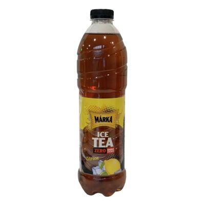 MÁRKA ICE TEA 1,5L CITROM ZERO