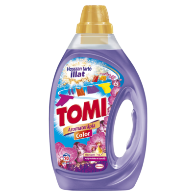 TOMI Mosógél 1 liter MALÁJ ORCHIDEA