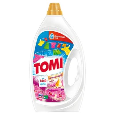 TOMI Mosógél 3 liter Aromaterápia MALÁJ ORCHIDEA