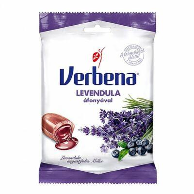 VERBENA Töltött cukorka 60g LEVENDULA