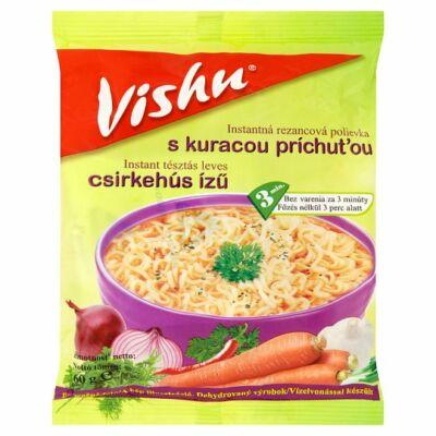 VISHU Instant leves 60g - CSIRKEHÚS ízű