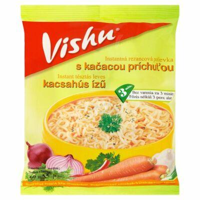 VISHU Instant leves 60g - KACSAHÚS ízű