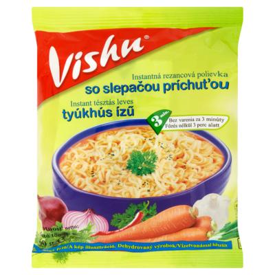 VISHU Instant leves 60g - TYÚKHÚS ízű