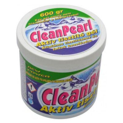 Clean Pearl aktív tisztító gél 600g