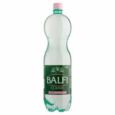 Balfi Classic ásványvíz 1,5l mentes