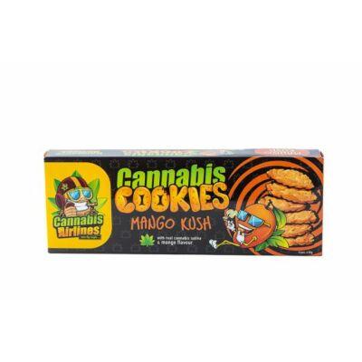 CANNABIS AIRLINES Keksz 6x20g MANGO